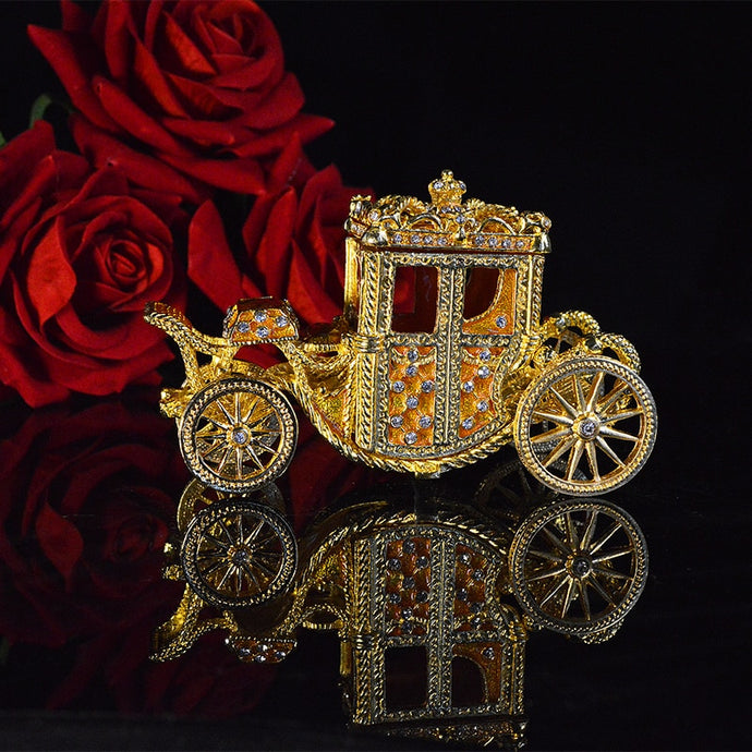 Top Quality Royal Jewelry Box