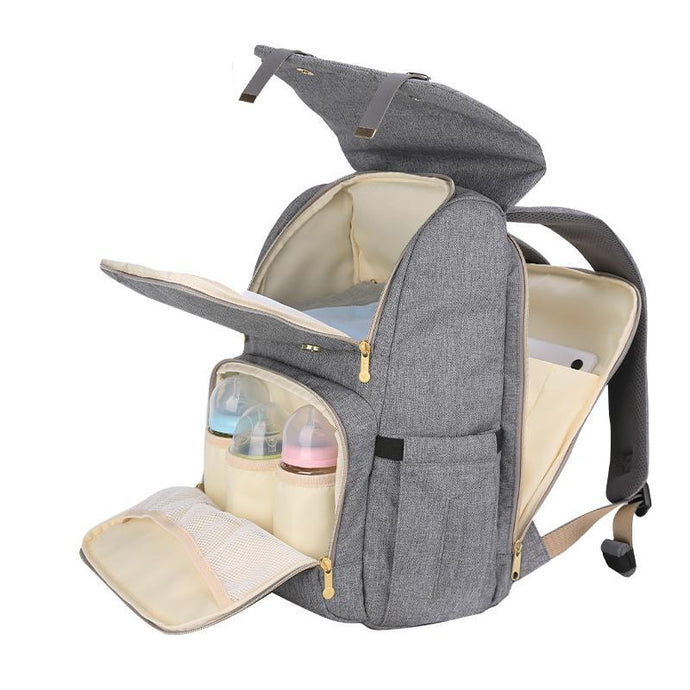 Large Capacity Nappy Bag