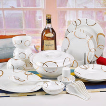 Ceramic Plates And Bowls Set