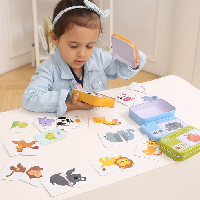 Cognitive Early Learning Card