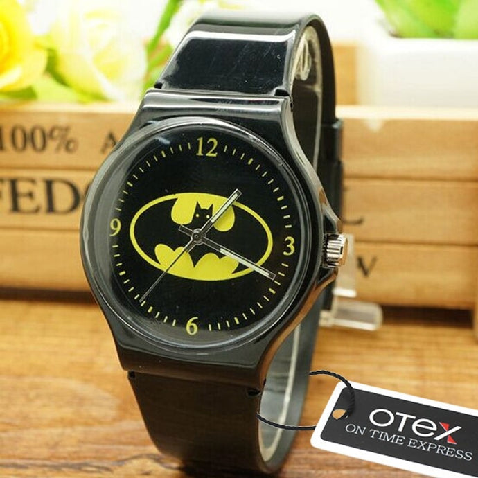 Batman Cute Wristwatch