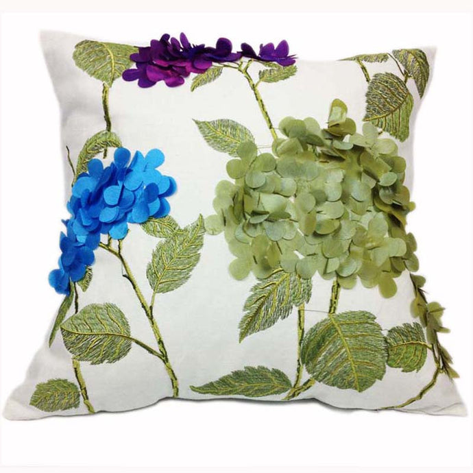 Decorative Cotton Cushion Cover
