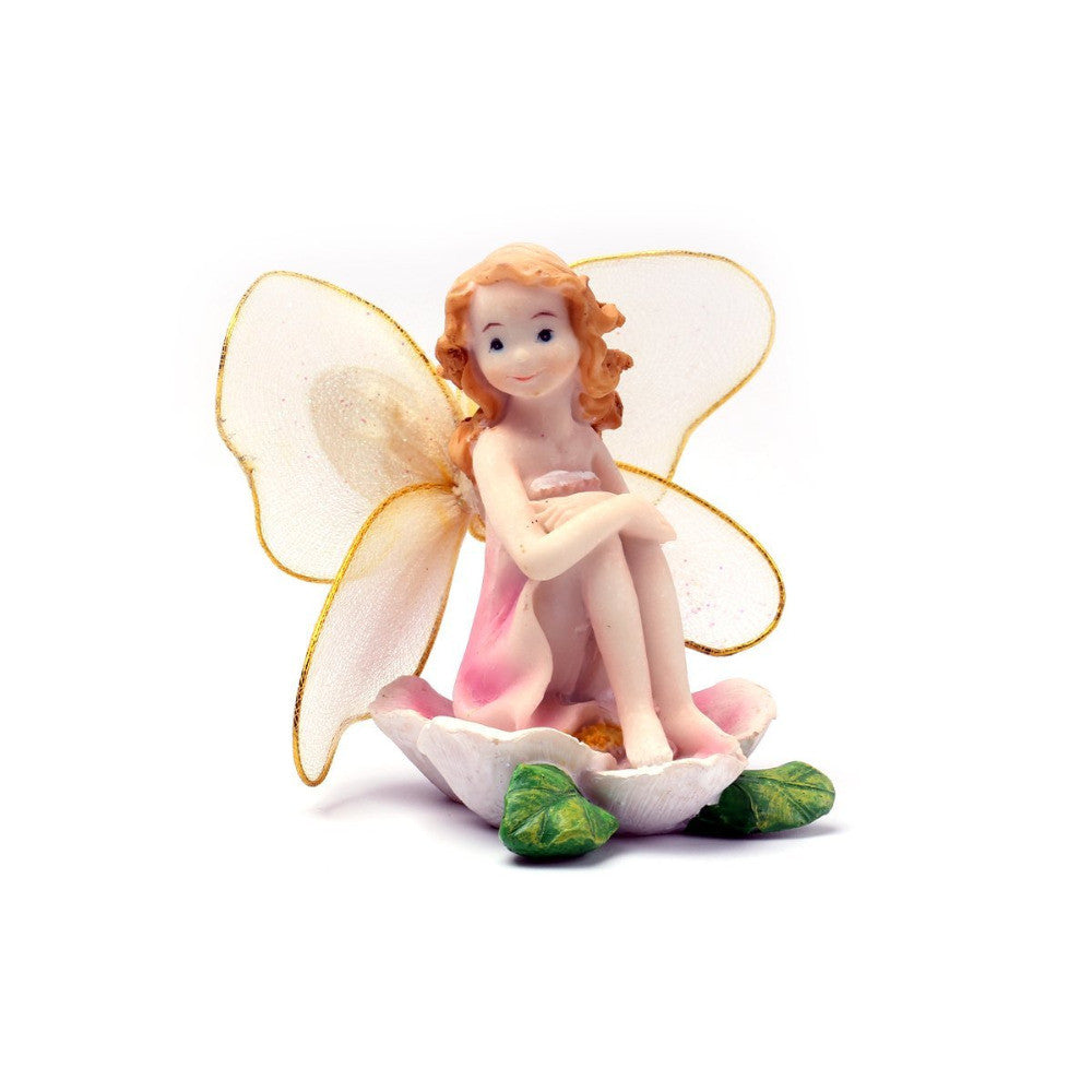 Angels Resin Micro Plant Ornament