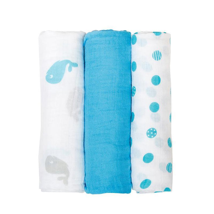 Cloth Double Layer Gauze Blankets