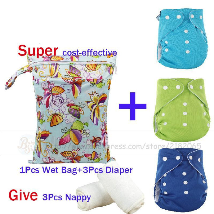 Reusable Merries Diaper