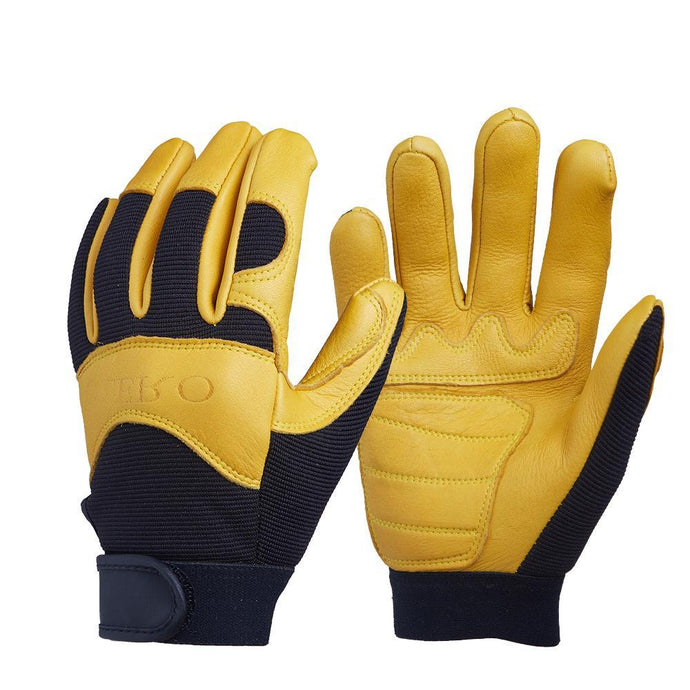 Work Leather Driver Glove
