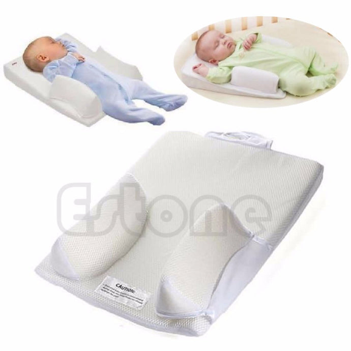 Sleep Positioner Anti Roll Pillow