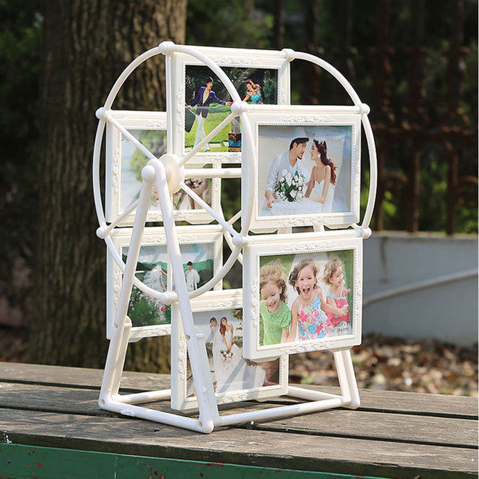 Ferris Wheel Windmill Shape Frame