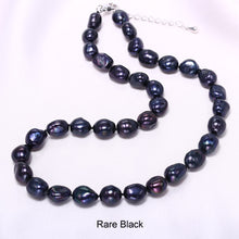 Genuine Baroque Pearl Trendy Necklace