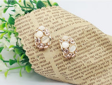 Romantic Fashion Stud Earrings