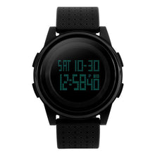 Ultra Thin Rubber Wristwatch