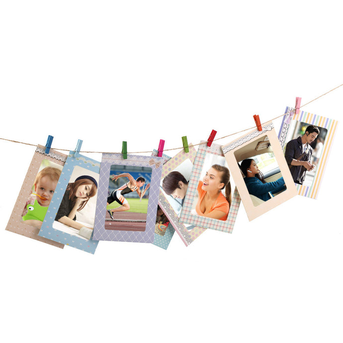 Rectangle Paper Photo Frame