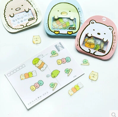Cute Sumikko Gurashi Stickers