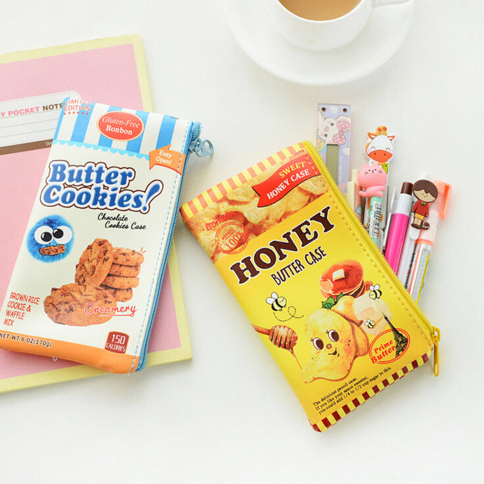 Cookie Chips Styled Pencil Case