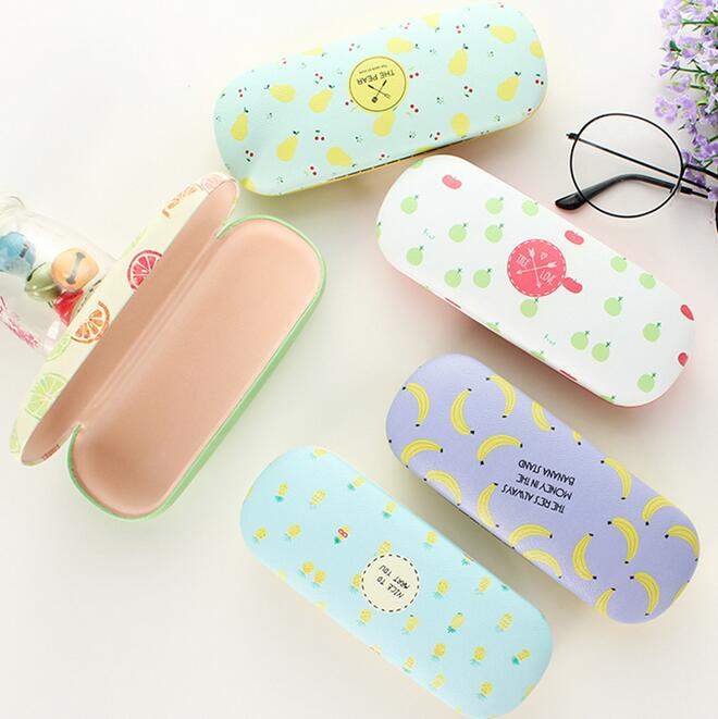 Fruit Glasses Case Desktop Storage