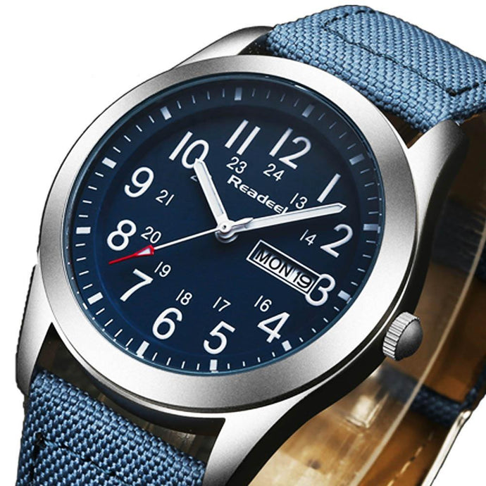 Military Army Wristwatch