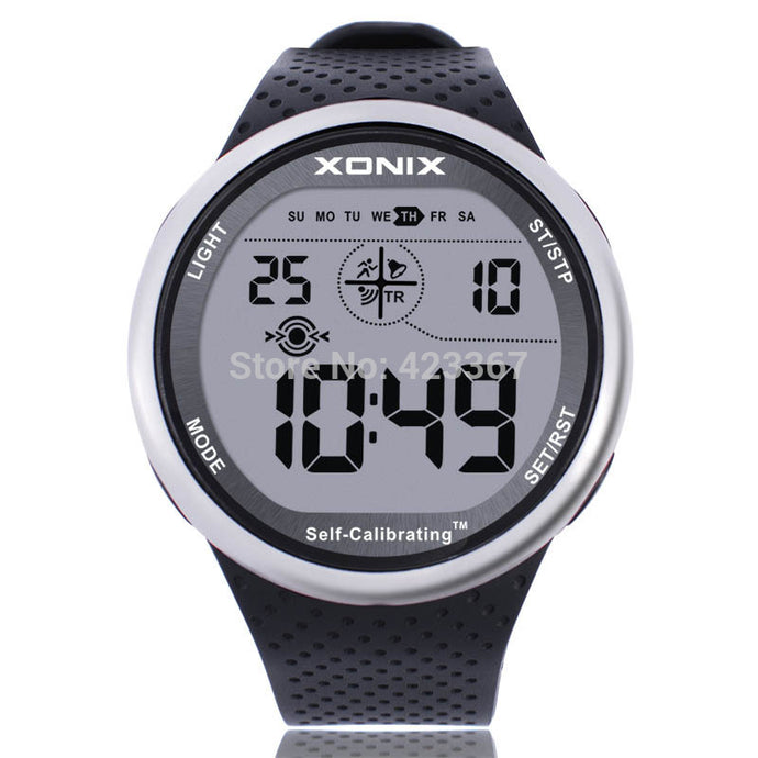 Chrono Self Calibrating Wristwatch