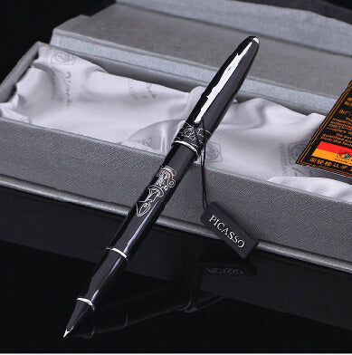Black Picasso Fountain Pen