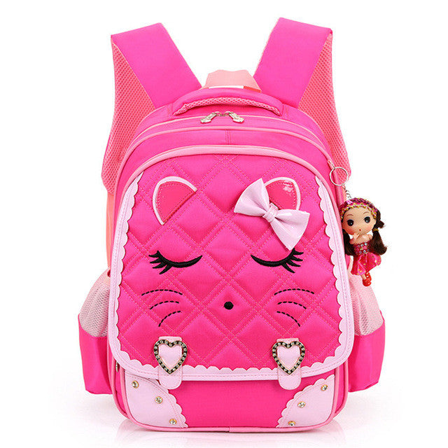 Princess School Bag