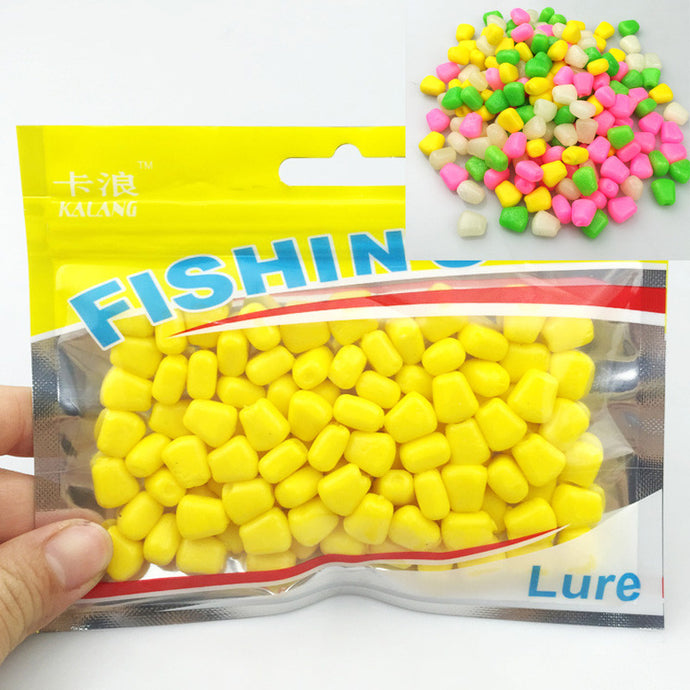 Soft Baits With Corn Smell