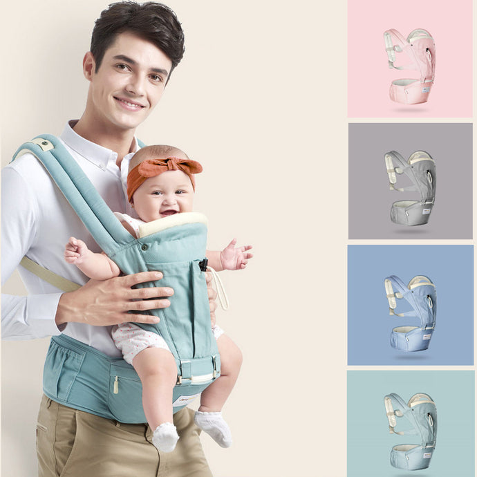 Kangaroo Hipseat Removeable Backpack Sling