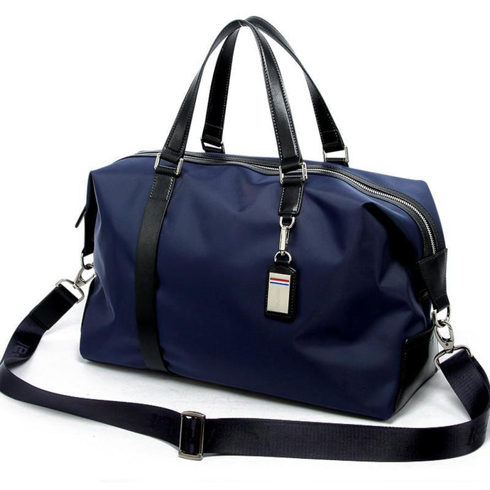 Men Tote Shoulder Travel Bag