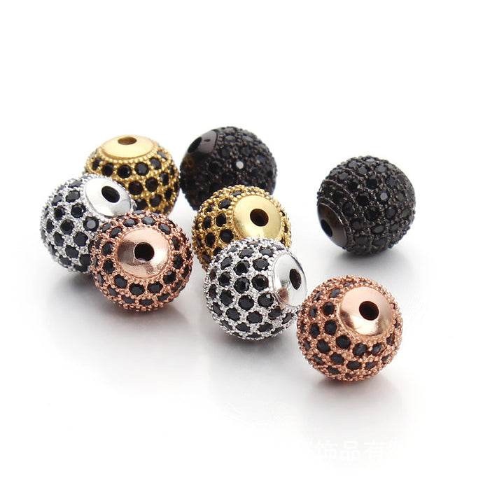 Metal Jewelry Spacer Beads