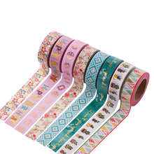 Japanese Paper Decorative Adhesive Tape