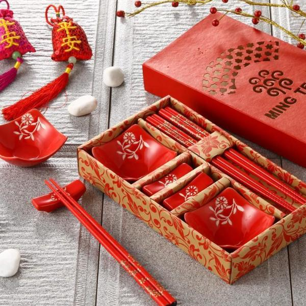 Chinese Style Creative Ceramic Tableware