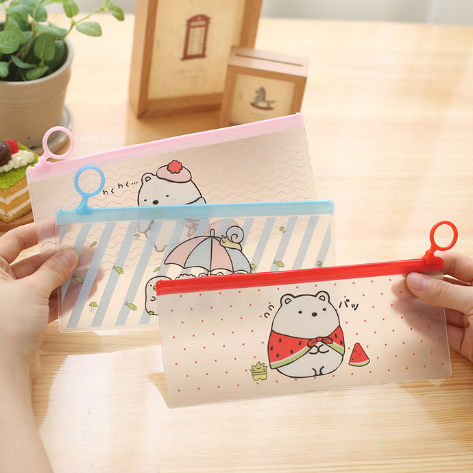 Lovely Bear Pencil Bag