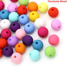 Acrylic Jewelry Spacer Beads