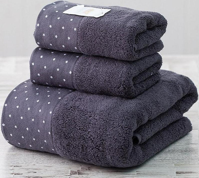 Absorbent Towel Set