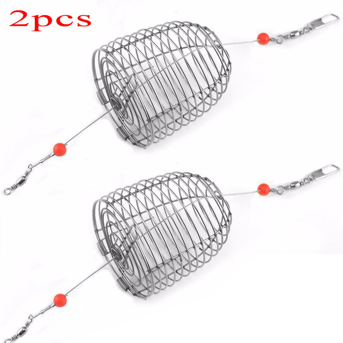 Fishing Lure Cage Small Bait