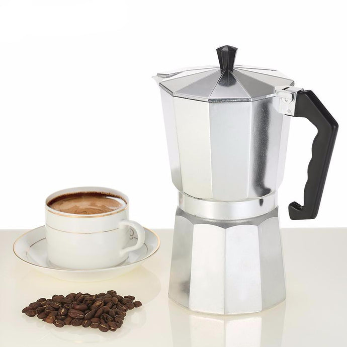 Aluminum Percolator Coffee Maker