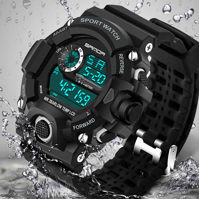 Diving Sport LED Watch