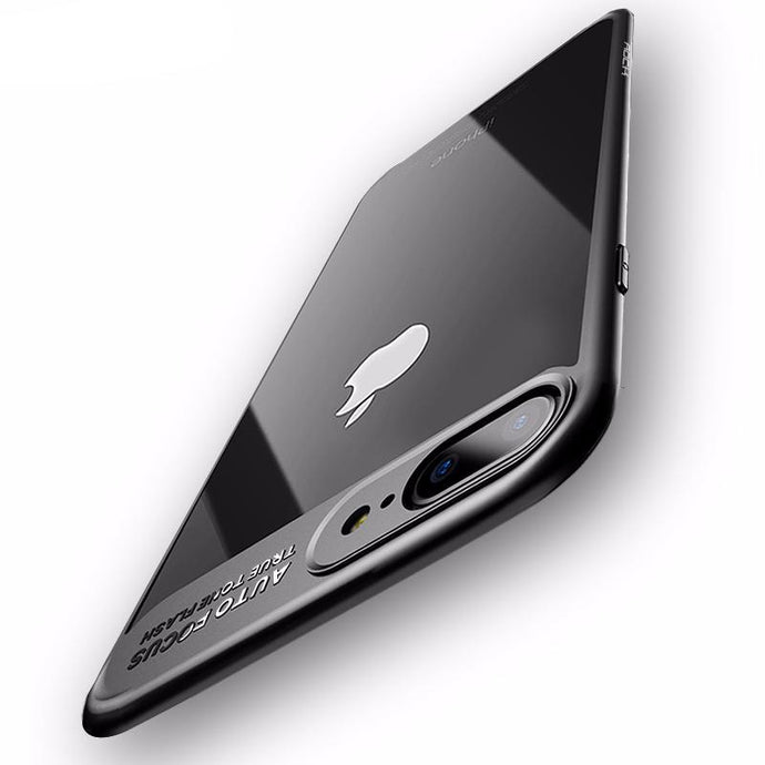 iPhone Transparent Slim Case