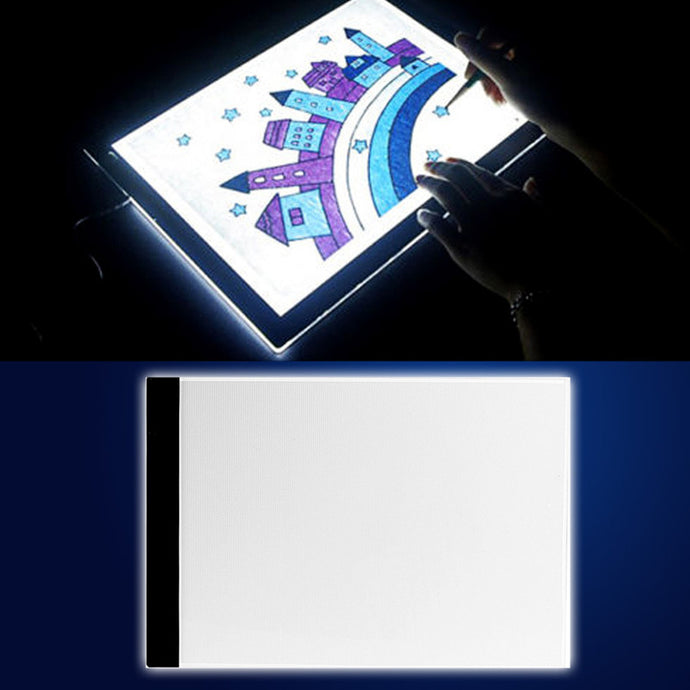 LED Artist Thin Art Stencil Board