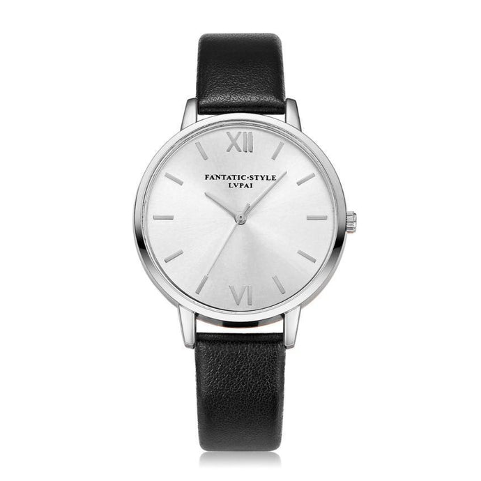 Vogue Watch Leather Strap