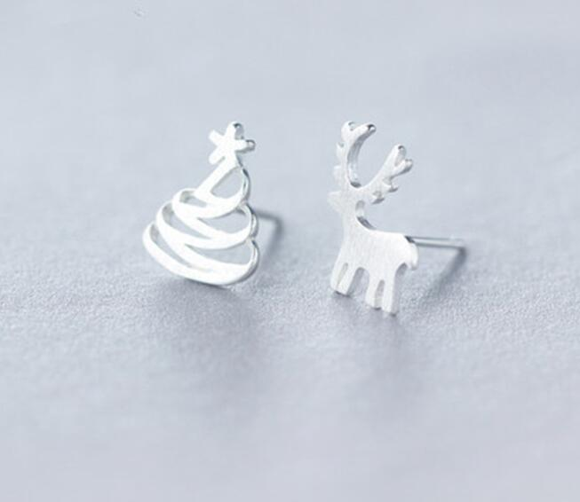 Christmas Stud Earrings