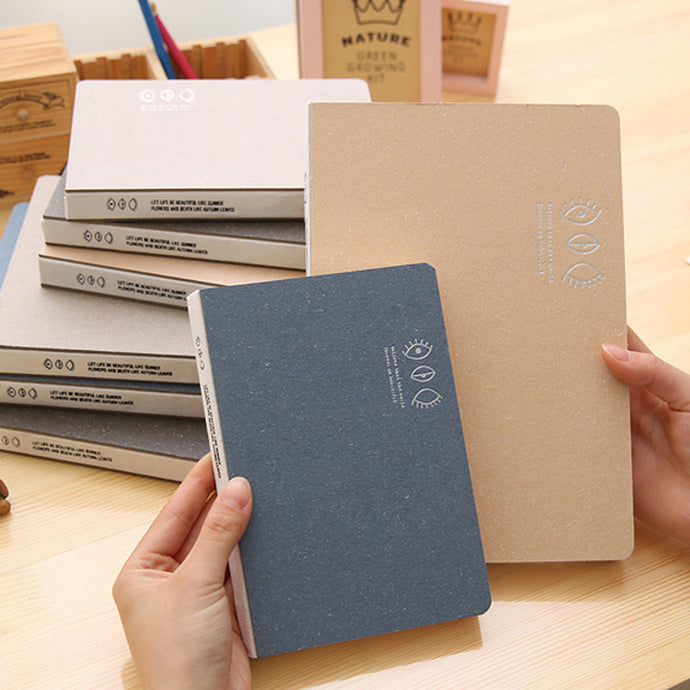 Simple Stationery Journal Notebook