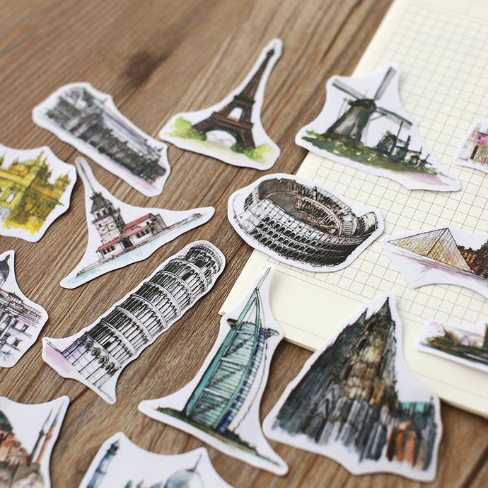 Planner Accessories Tool Sticky Sticker