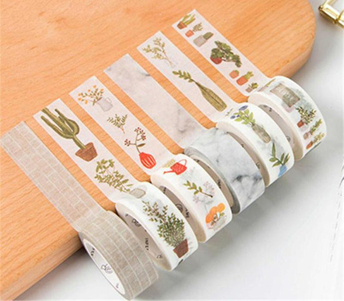 Japanese Stationery Washi Tape