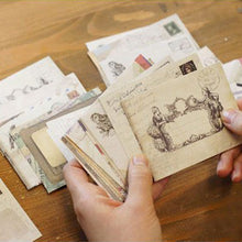 Vintage Paper Cute Mini Envelopes