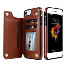 iPhone Plus Wallet Case