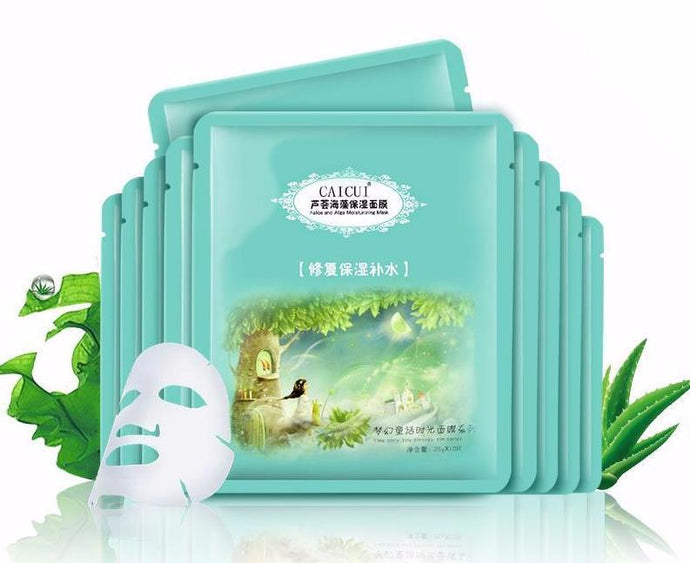 Whitening Crystal Facial Skin Masks