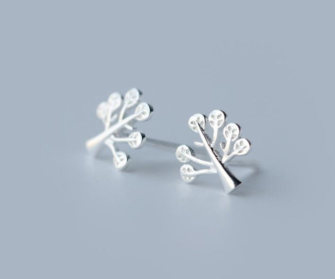 Dream Tree Stud Earrings
