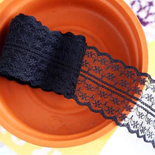 African Ribbon Lace