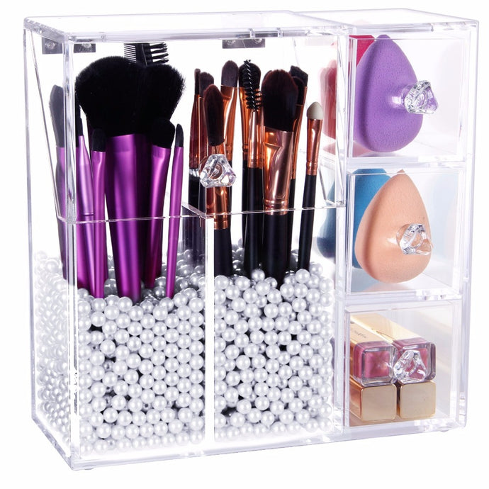 Makeup Brush Case Casket