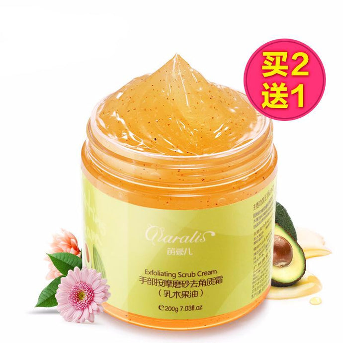 Hand Scrub Exfoliating Cream