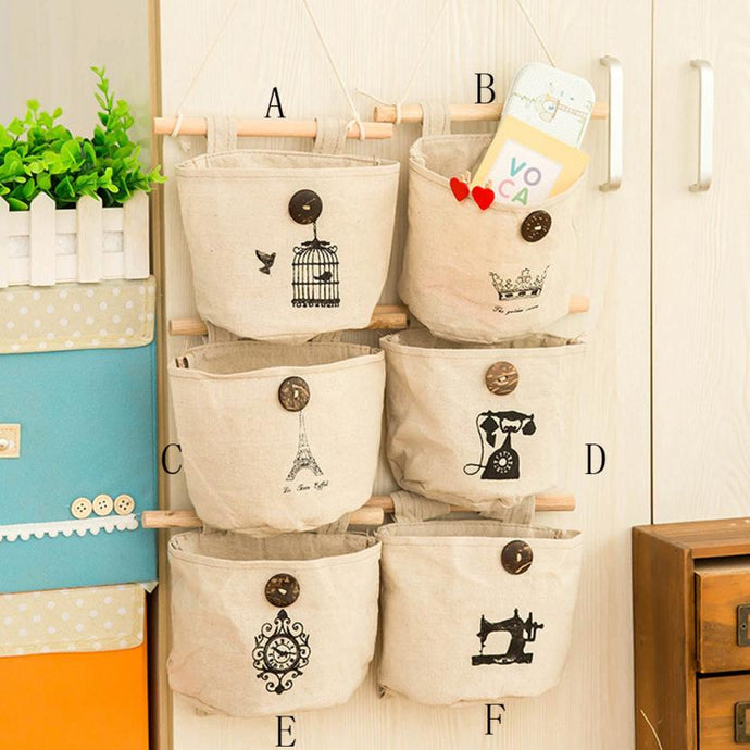 Hanging Pocket Storage Bag